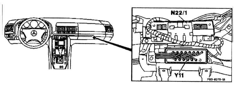 N22/1 — Блок управления